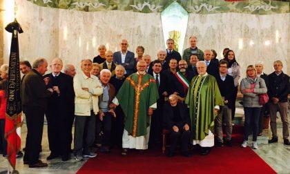 Ex allievi Salesiani in festa a Cuorgnè