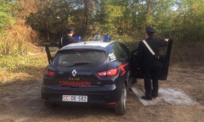 I carabinieri recuperano 20mila euro di ricambi auto