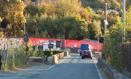 Lavori passerella a Pont da metà novembre