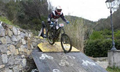 Mini campioni di downhill a San Colombano