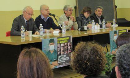 No alla violenza contro gli operatori sanitari