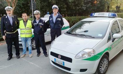 Nuovi vigili in servizio a Favria