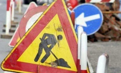 Strada provinciale 56 chiusa al traffico dal 23 al 28 agosto