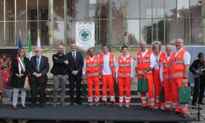 Croce Verde volontari da 35 anni