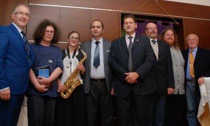 Lions Club alto Canavese per le Filarmoniche