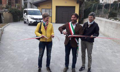 Inaugurato nuovo magazzino comunale