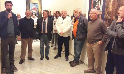 Le battaglie di Miro Gianola in mostra a palazzo Botton