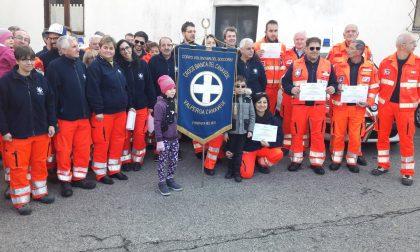 Croce bianca Canavese inaugurati nuovi mezzi (Foto)