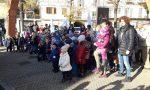 Giornata mondiale infanzia 150 bimbi in piazza a Castellamonte (Foto e video)