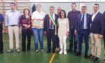 Rita Ughetti medaglia di bronzo Coppa Italia