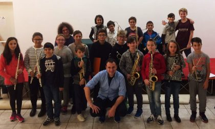 Nuovo maestro per la Junior band