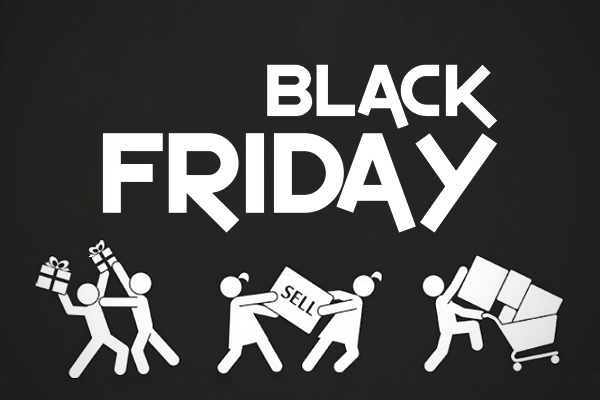 Noi, contagiati dal morbo del Black Friday