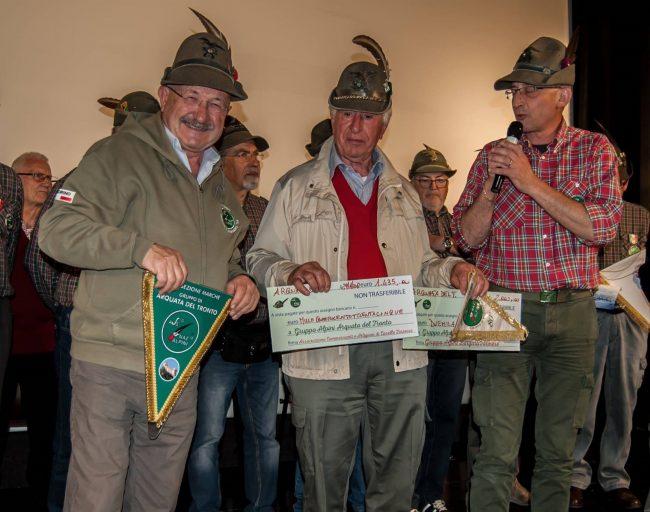 Alpini Borgaro serate di solidarietà