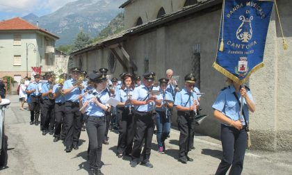 Banda Cantoira festa è Santa Cecilia