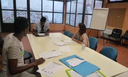 Profughi senza insegnanti ai corsi