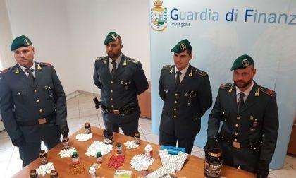 Doping Guardia di Finanza sequestra migliaia di pasticche