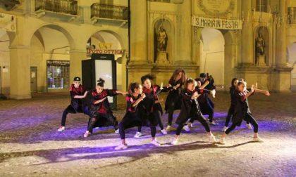 Giovani ballerini strappano applausi a ritmo di hip hop