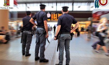 Controlli Polfer fermati tre ragazzi e ritrovate due sedicenni scomparse
