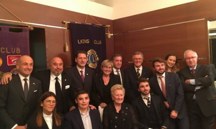 Lions Club Alto Canavese ricorda Carlo Sunino