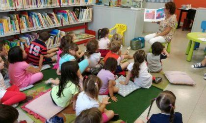 Biblioteca civica Cuorgnè piccoli lettori crescono