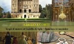 Giallo a Corte un nuovo percorso al Castello di Aglie'