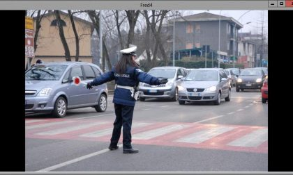 Limitazione traffico anche oggi a Leini per inquinamento
