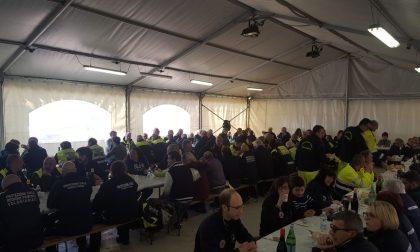 Protezione civile Canavese premiati i volontari del terremoto