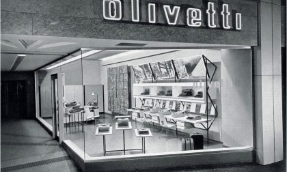 Olivetti ritrovo nazionale a Ivrea