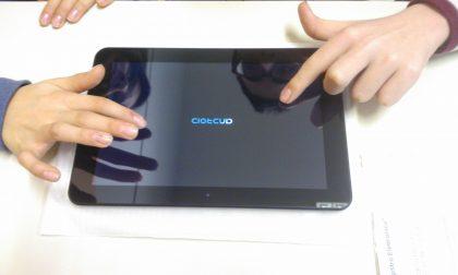 Rubati tablet degli insegnanti alla Gozzano