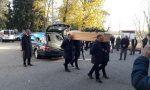 Funerali Mauro Mattioda, soffocato dalla sorella | Foto e video