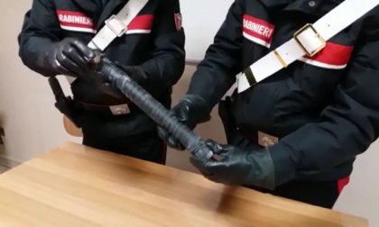 COSSANO Denunciato in stato di libertà dai carabinieri