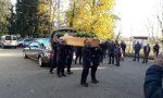 Funerali Mauro Mattioda, l'ultimo commosso saluto