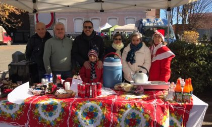 Balangero mercatino Natale organizzato dalla Pro Loco
