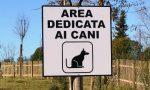 Ciriè: in via Montessori si inaugura la nuova area cani
