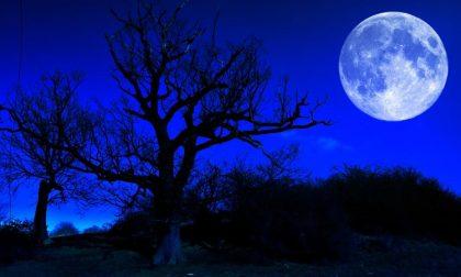 La Luna dà spettacolo in arrivo la Blue Moon