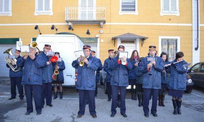Nole in musica per Santa Cecilia