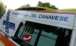 Croce Bianca Canavese inaugurazione nuovi mezzi