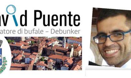 Bufale web Puente arriva a Volpiano