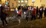 Fiaccolata Scarpette rosse a Castellamonte | Video