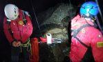 Escursionista precipita in Val Pellice