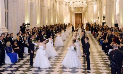 Gran ballo delle debuttanti a Venaria per la 23esima edizione