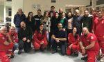 Croce Rossa nuovi volontari a Leini