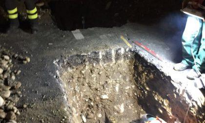 MAPPANO fibra ottica riprendono gli scavi