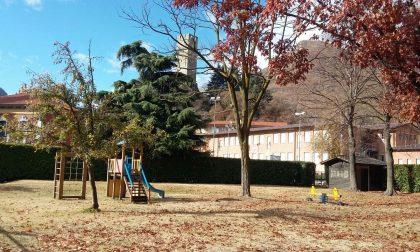 Parco giochi come lo vogliono i bambini