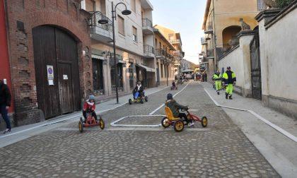 Inaugurata via Torino a Caselle