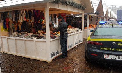 Maxi sequestro fra i banchi di Piazza Castello