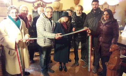 Casa museo Famiglia Allaira inaugurata mostra presepi