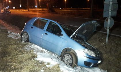 Incidente stradale a San Ponso 69enne in ospedale