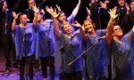 Quincy blue choir coro gospel a Banchette