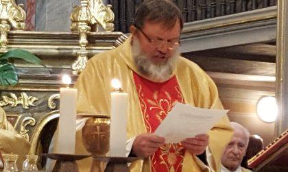 Nuovo parroco a Cantoira